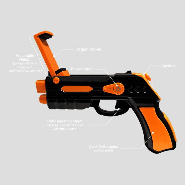 AR GUN játékkonzol