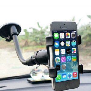 Tapadókorongos Autós Telefontartó