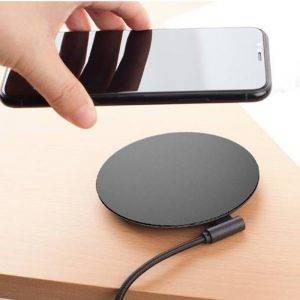 Wireless vezeték nélküli Mobiltelefon töltő