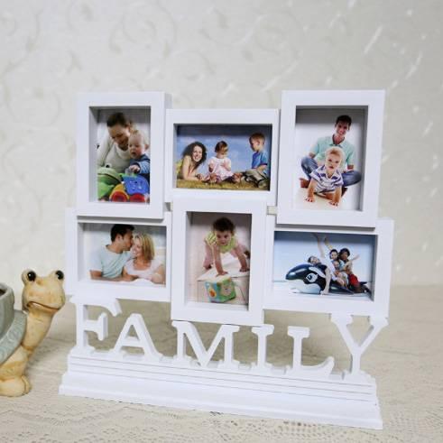Family Képkeret 5 fénykép hellyel