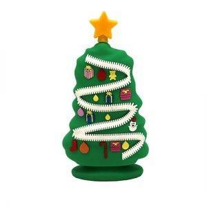 Karácsonyfa alakú Power bank - mobiltelefon külső akkumulátor