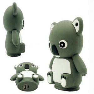Koala Power Bank - mobiltelefon külső akkumulátor