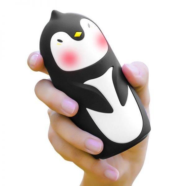 Pingvin Power Bank - mobiltelefon külső akkumulátor