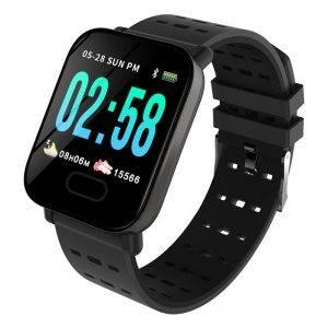 A6 Okos óra - smart watch