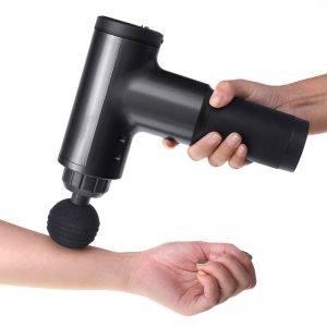 MassageGun - izom masszírozó regeneráló gép - akkumulátoros