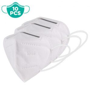 KN95 / FFP2-es egészségügyi arc maszk