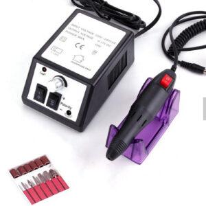 Professzionális Elektromos körömcsiszoló gép - mainkűr,pedikűr