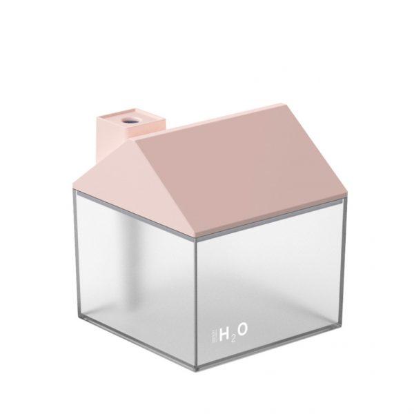 Házikó alakú párologtató párásító - diffúzor