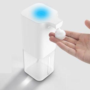 Automata szenzoros szappanhab adagoló