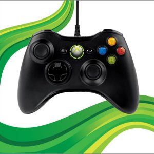 Vezetékes Xbox 360 kontroller