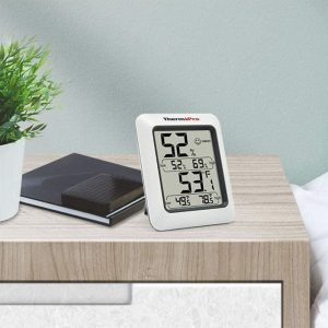 ThermoPro digitális Beltéri időjárás állomás