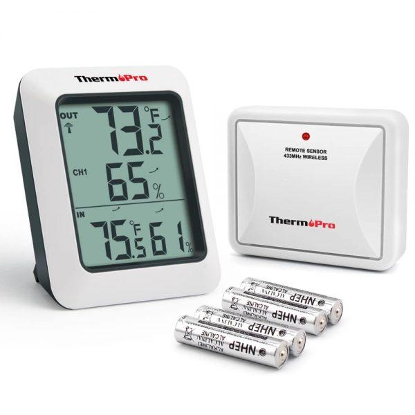 ThermoPro Kültéri és beltéri időjárás állomás
